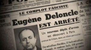 L'affaire du sous-marin rouge image documentaire de Hubert Béasse