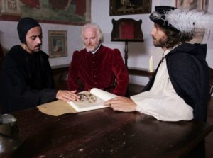 Les mystères de la Cène de Jean-Pierre Isbouts image Leonardo, Ser Piero, and the Abbot documentaire