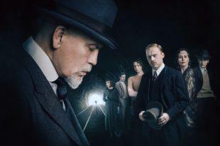 ABC contre Poirot de Sarah Phelps affiche série télé