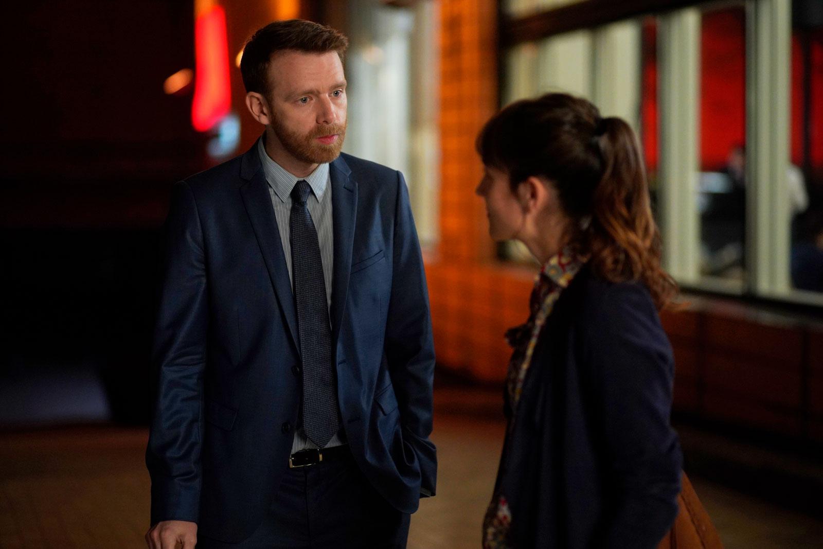 Alice et le maire - Photo Anaïs Demoustier, Antoine Reinartz critique avis film cannes 2019