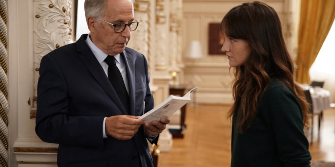 Alice et le maire - Photo Anaïs Demoustier, Fabrice Luchini critique avis film