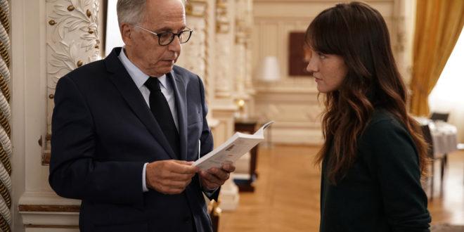 Alice et le maire - Photo Anaïs Demoustier, Fabrice Luchini critique avis film