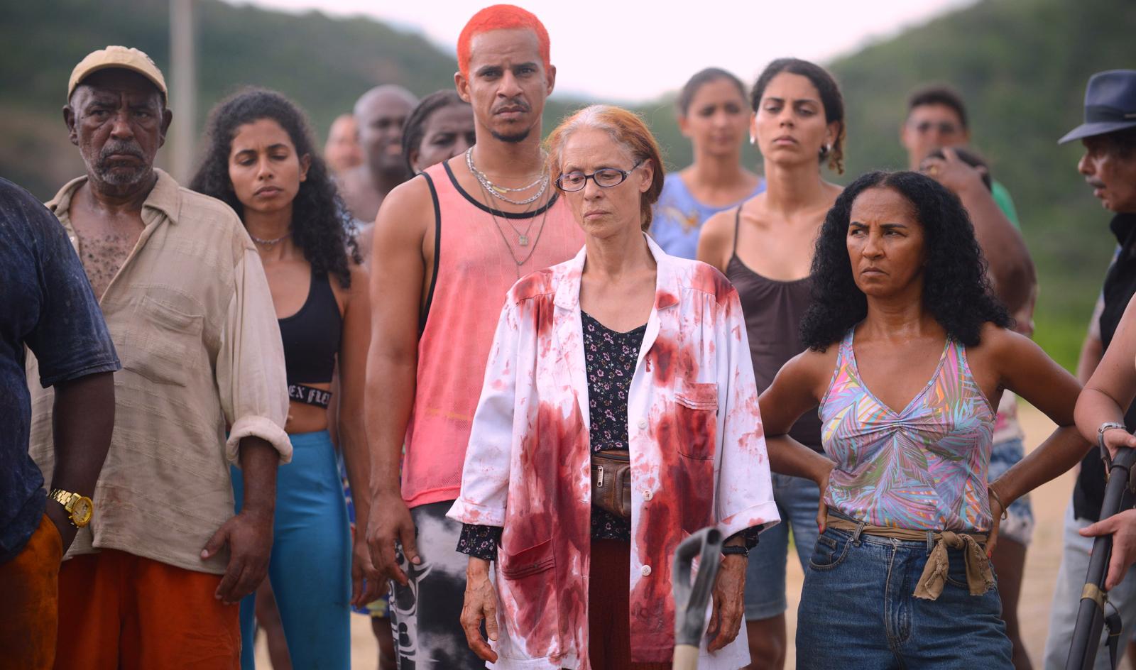 Bacurau Photo Sônia Braga critique avis cannes 2019