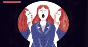 Barbe Bleue de la CIE LES NUAGES NOIRS affiche conte théâtre