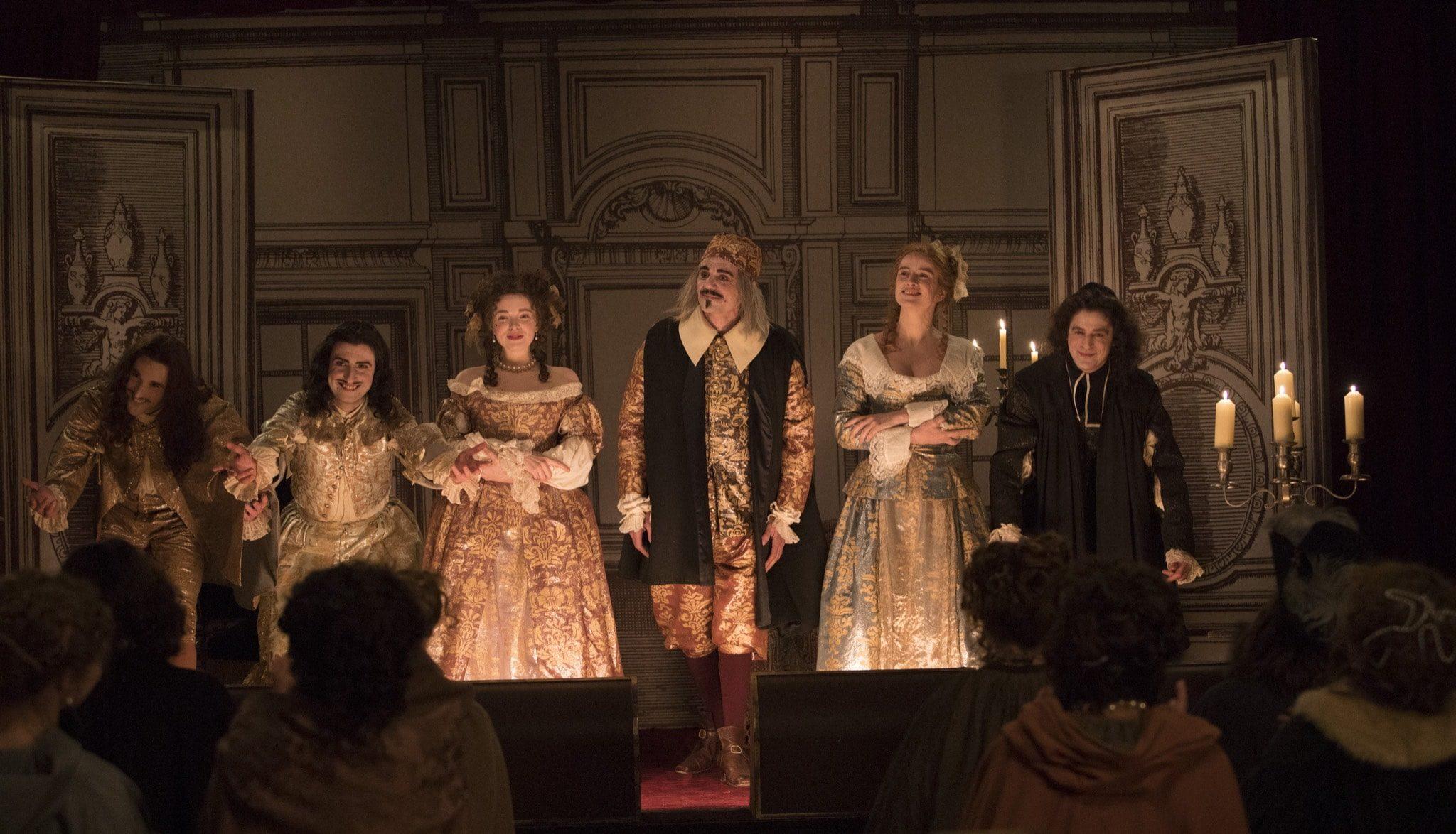 Brûlez Molière ! de Jacques Malaterre image téléfilm