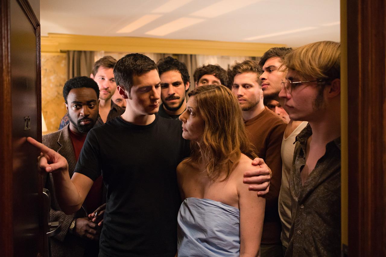 Chambre 212 critique film avis image Chiara Mastroianno Vincent Lacoste