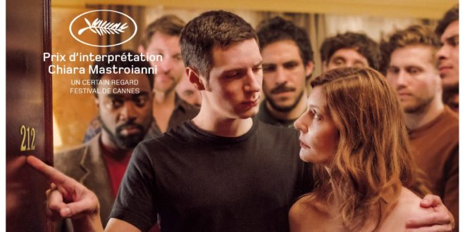 Chambre 212 de Christophe Honoré affiche film cinéma