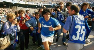 Diego Maradona d'Asif Kapadia image documentaire