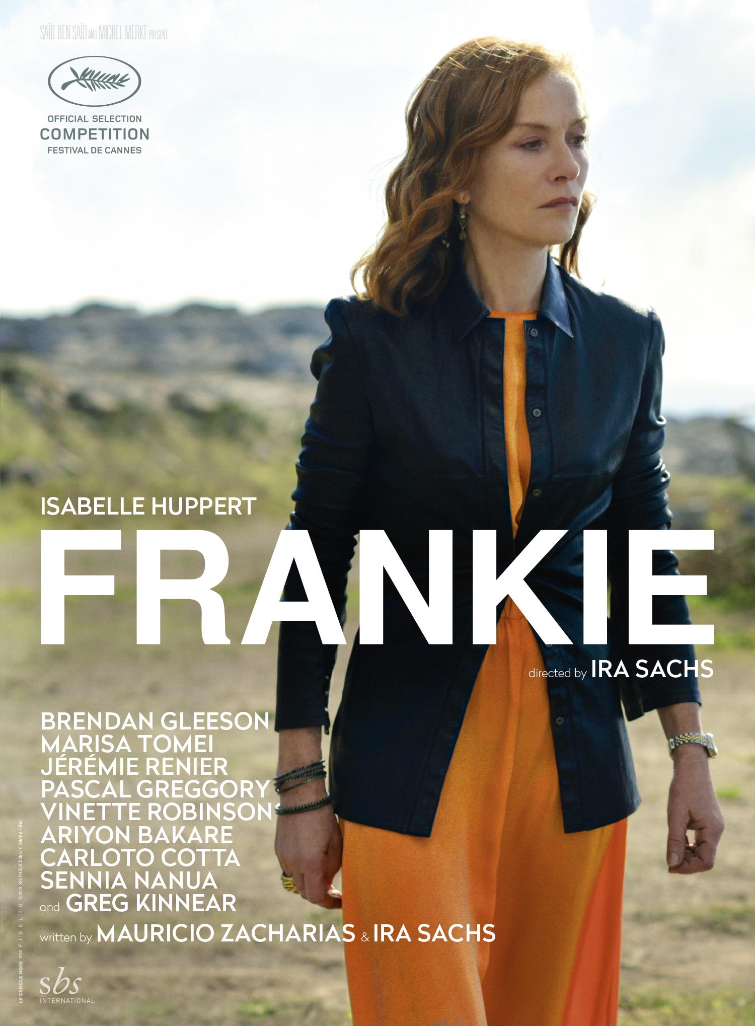 Frankie affiche film critique avis cannes 2019