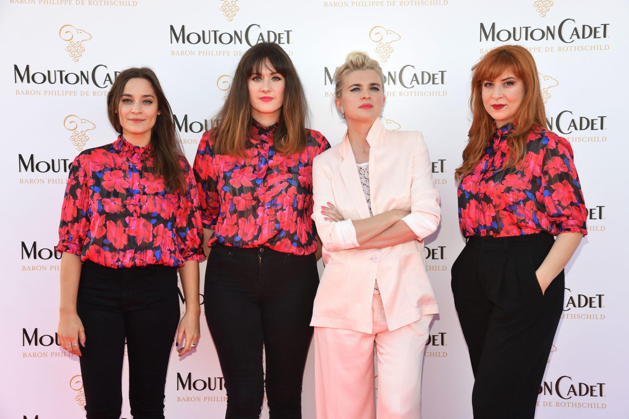 Hollysiz Mouton Cadet Cannes 2019