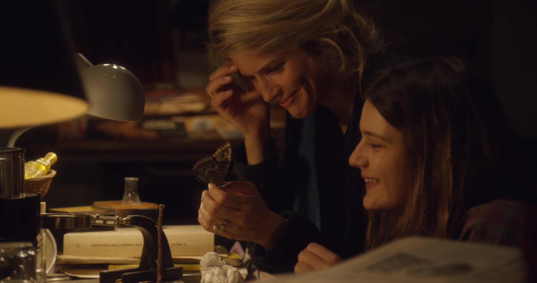 La Dernière Folie de Claire Darling de Julie Bertuccelli image film cinéma