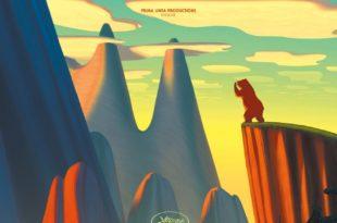 La Fameuse Invasion des ours en Sicile affiche teaser film animation