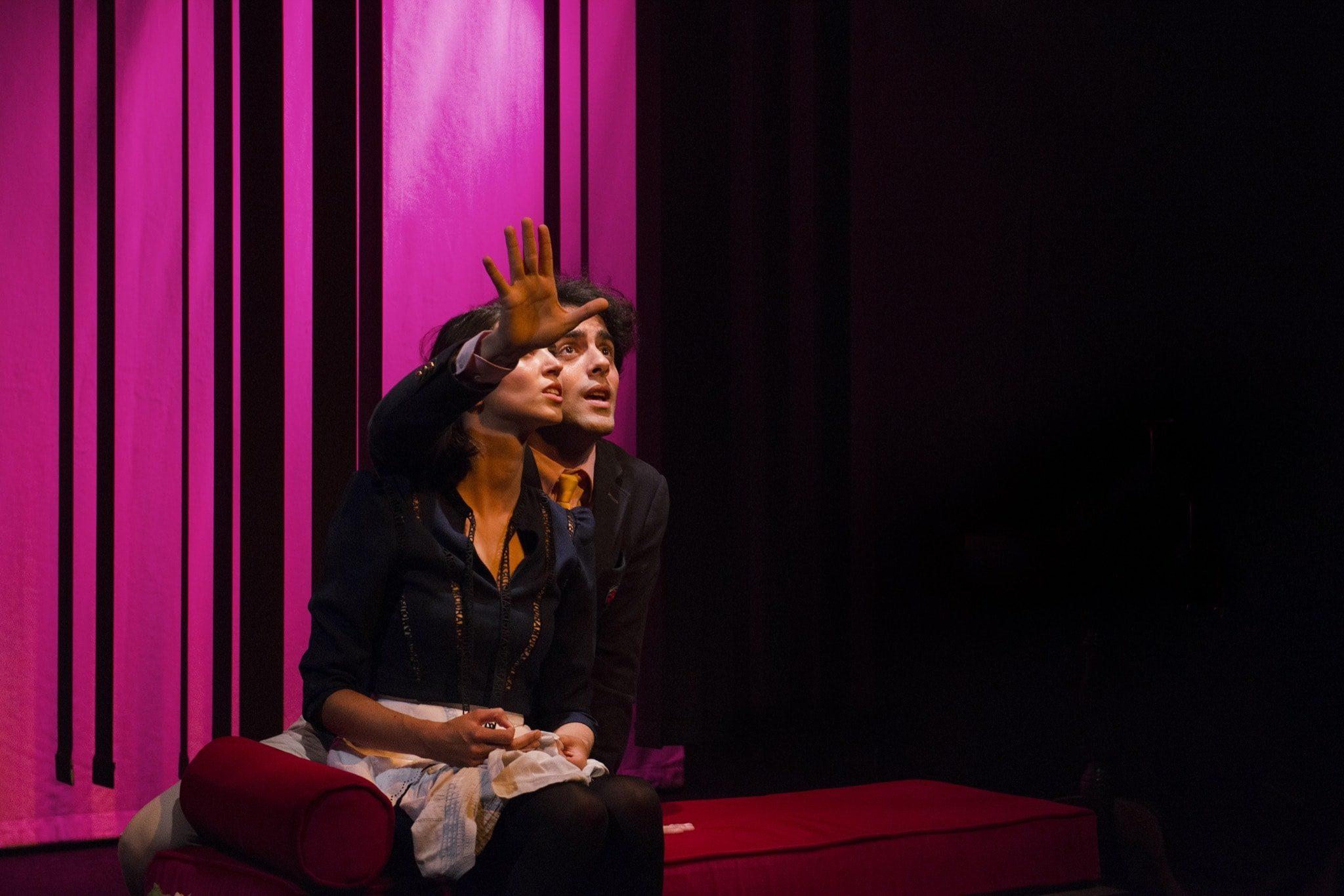 Louison par la Compagnie CINQ POISSONS image théâtre classique