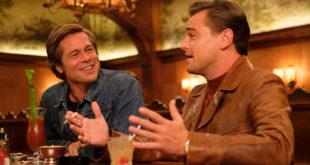 Once Upon a Time… in Hollywood Photo Brad Pitt, Leonardo DiCaprio critique film avis 2