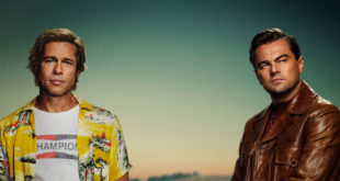 Once Upon a Time...in Hollywood affiche film cannes 2019 critique avis