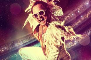 Rocketman affiche film critique avis cannes 2019
