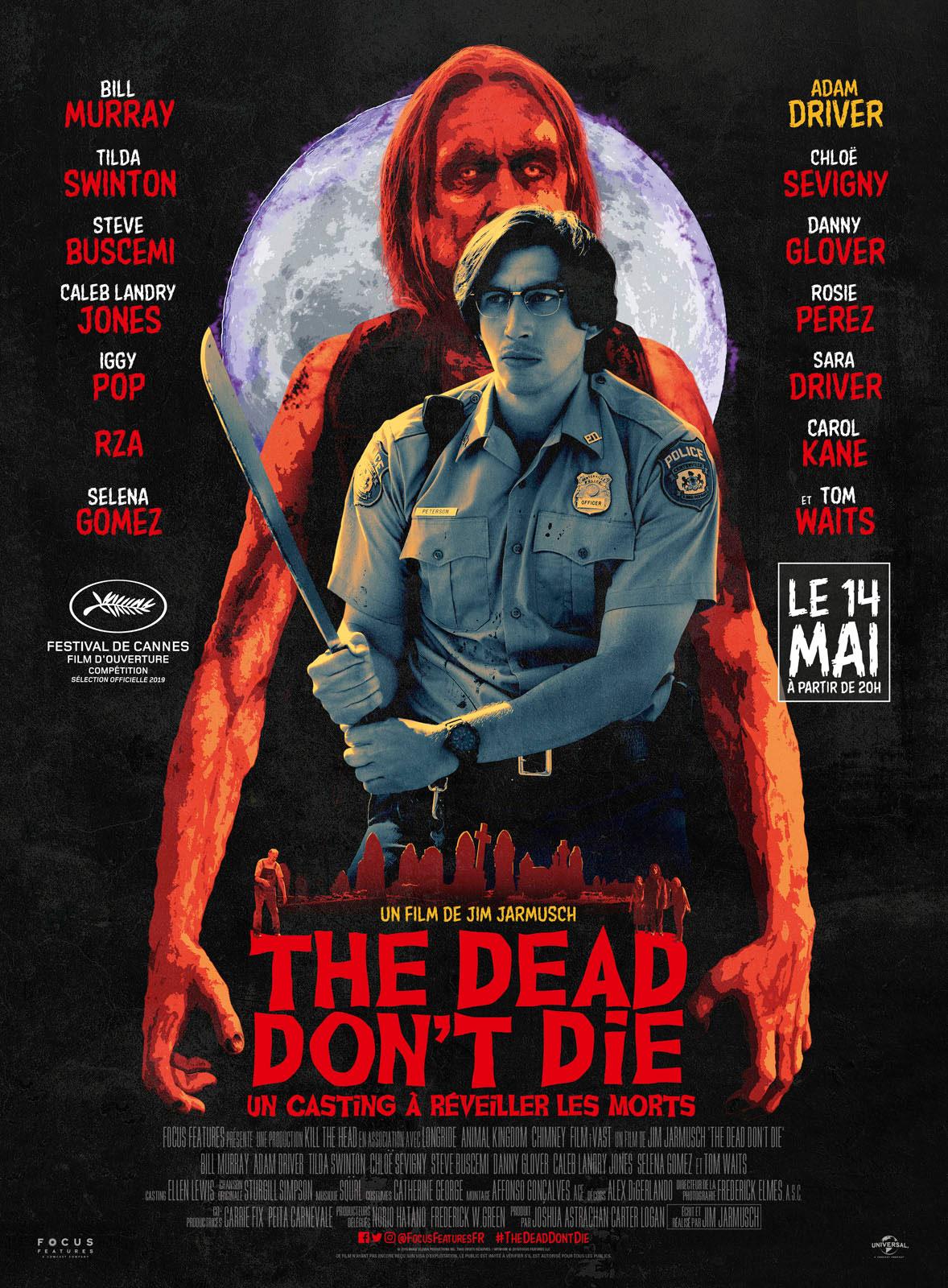"""[Critique Cannes 2019] """"The Dead Don't Die"""" (2018) de Jim Jarmusch 5 image"""