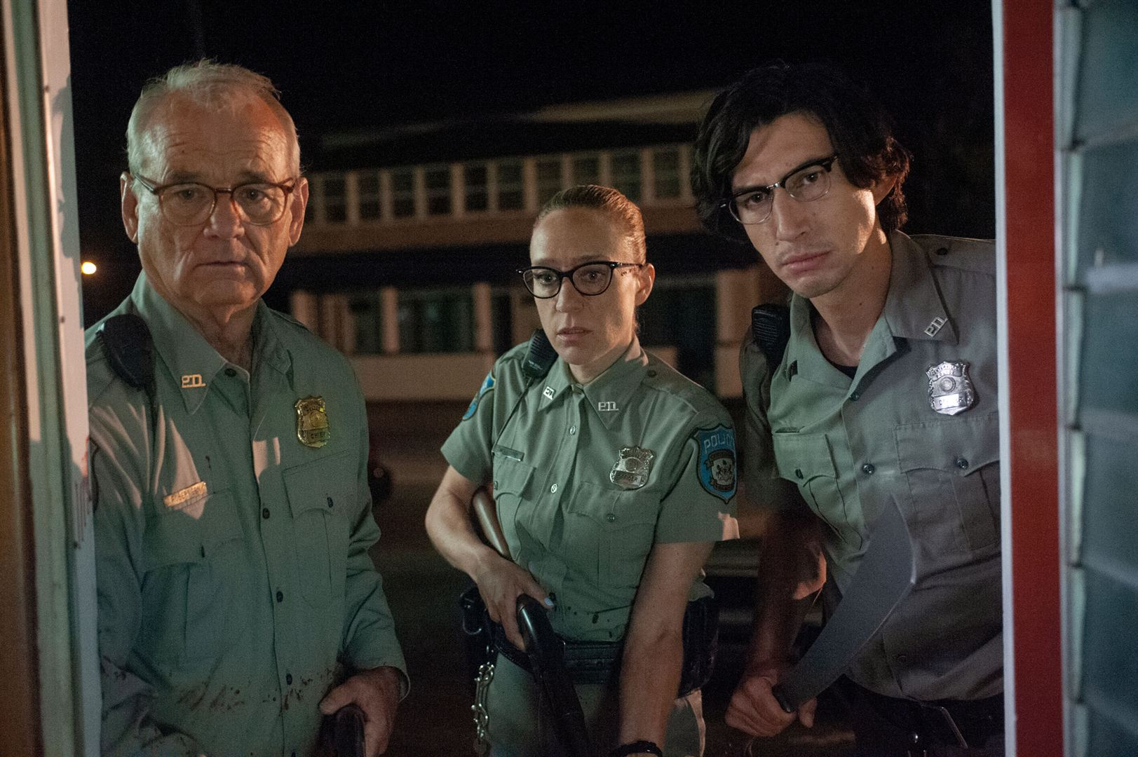 The Dead Don't Die Photo film critique avis cannes 2019 Adam Driver, Bill Murray, Chloë Sevigny