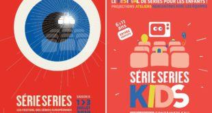 Affiche - Série Series et Série Series Kids 2019 festival séries pour petits et grands