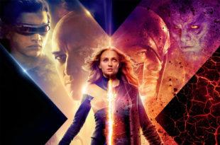 X-Men: Dark Phoenix affiche film cinéma