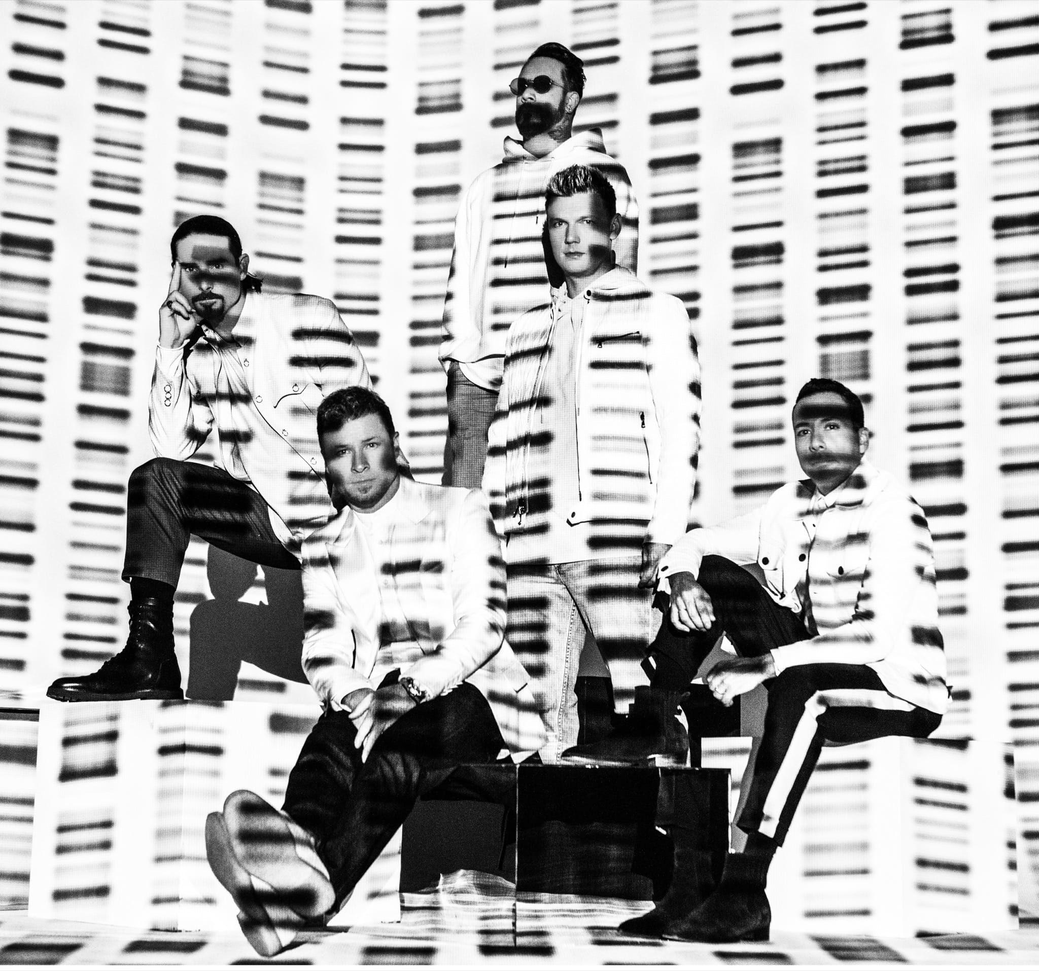 Backstreet Boys image musique