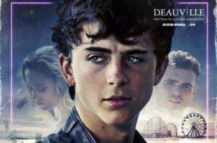 Chaudes Nuits d'Été (Hot Summer Nights) d'Elijah Bynum affiche film cinéma vod