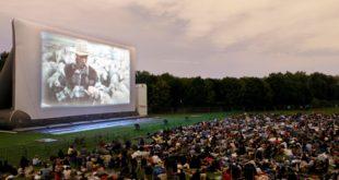 Cinemé en plein air 2019 La Villette
