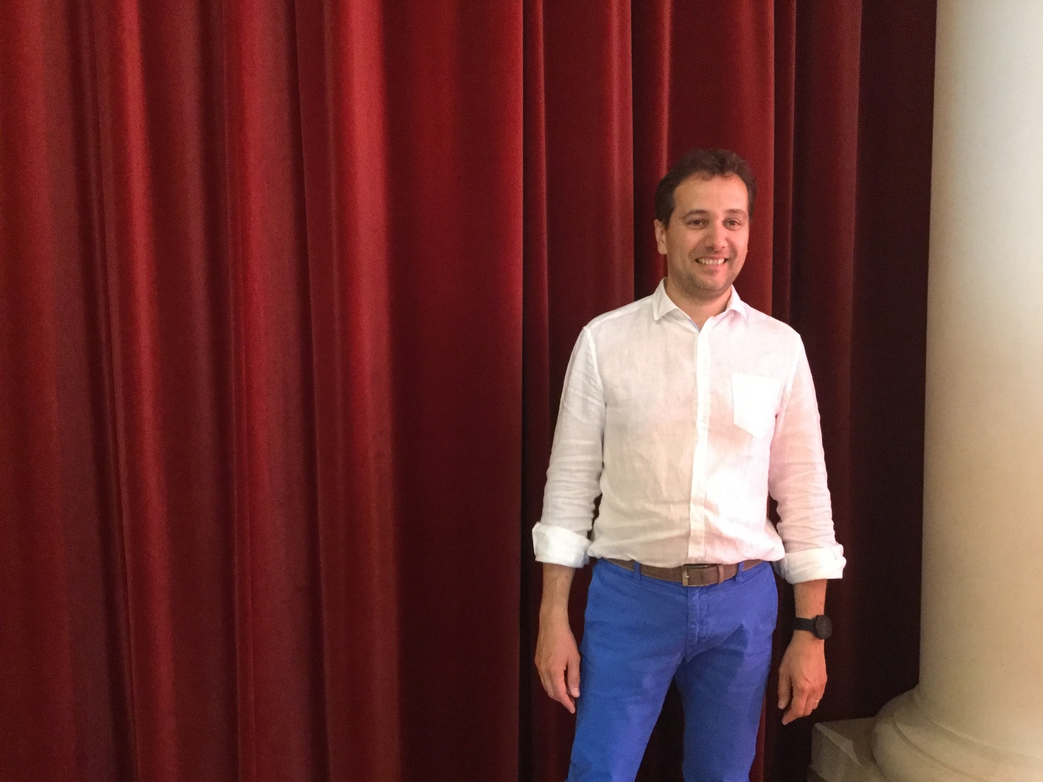 Conférence de presse nomination du directeur des Scènes du Jura - Scène Nationale