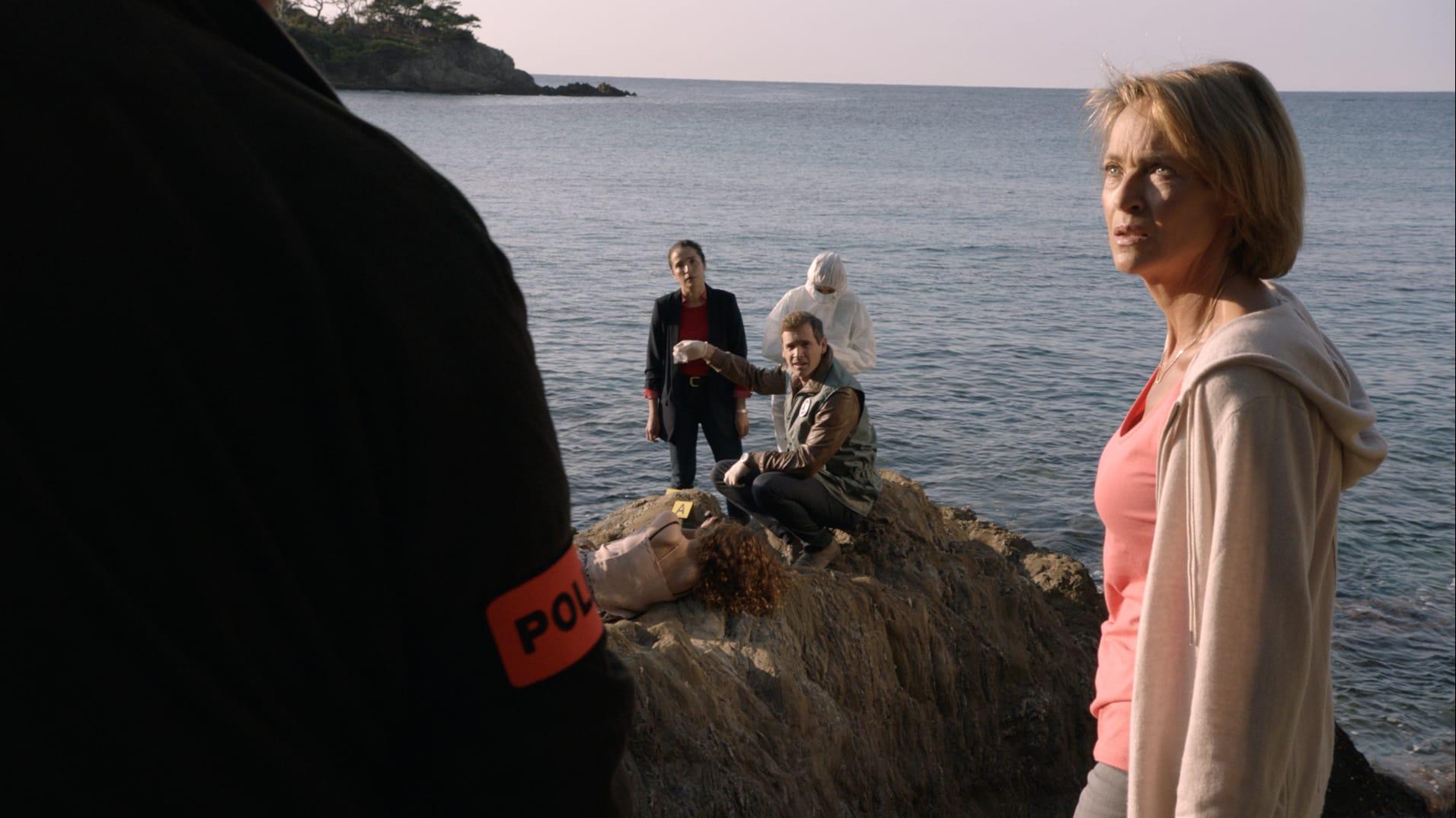 Le Sang des Iles d'Orde Claude-Michel Rome image téléfilm