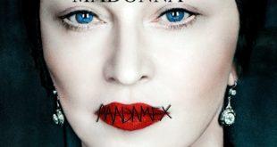 MADONNA image pochette album MADAME X STANDARD COVER musique