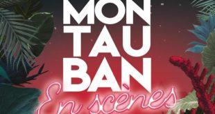 Montauban en Scènes 2019 affiche festival musique
