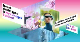 NewImages Festival 2019 affiche