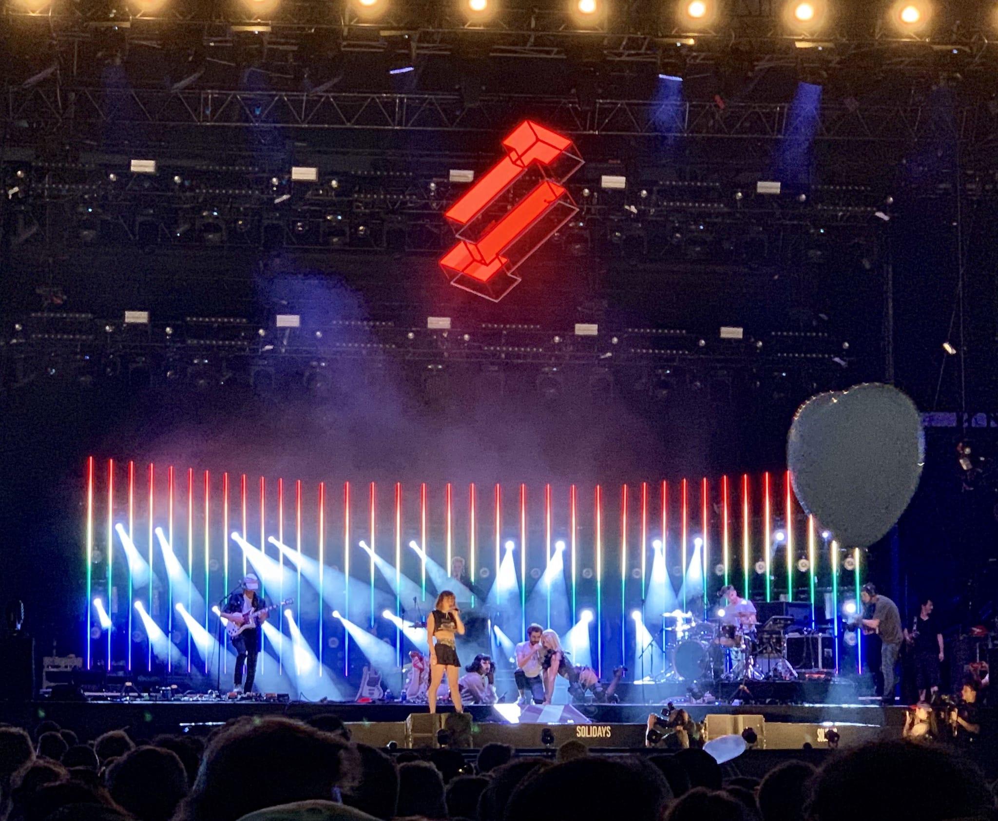 Solidays 2019 image Jour 2 festival lives musique