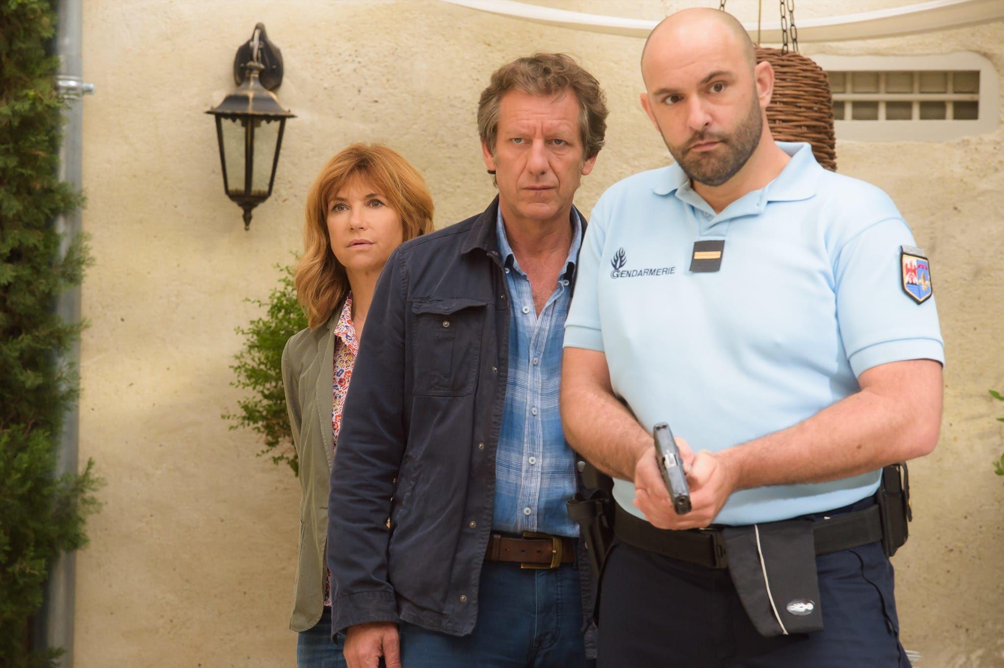 Crime dans les Alpilles d'Eric Duret image téléfilm policier