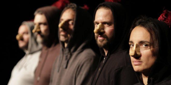 Cyrano(s) par la compagnie Les Moutons Noirs image théâtre