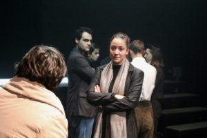 Échos ruraux de la Compagnie Les Entichés image théâtre contemporain