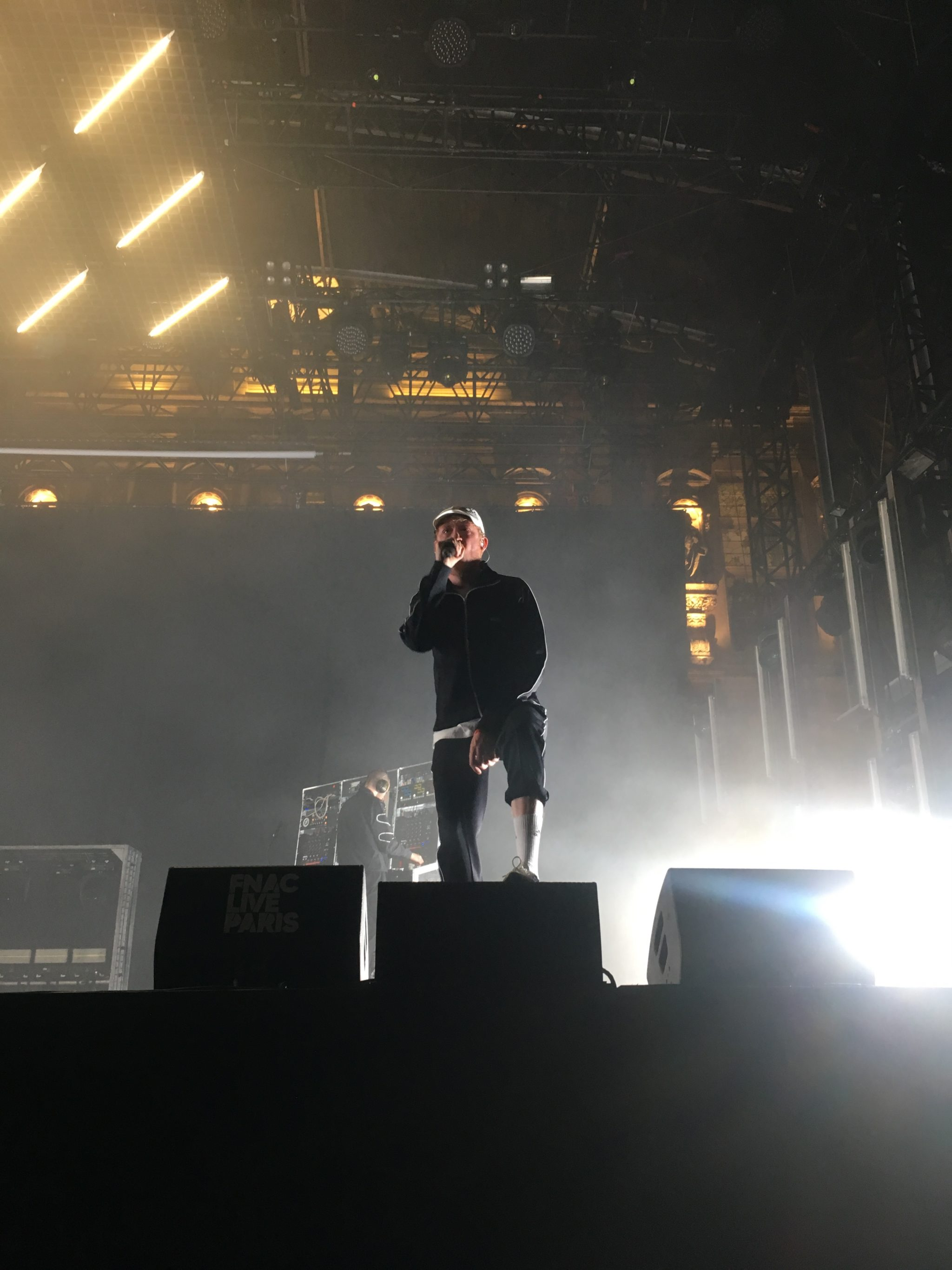Eddy de Pretto Fnac Live 2019 photo image