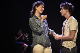Happy Mâle de la compagnie Le Théâtre au Corps image spectacle pluridisciplinaire