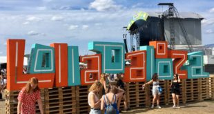 Lollapalooza 2019 devanture