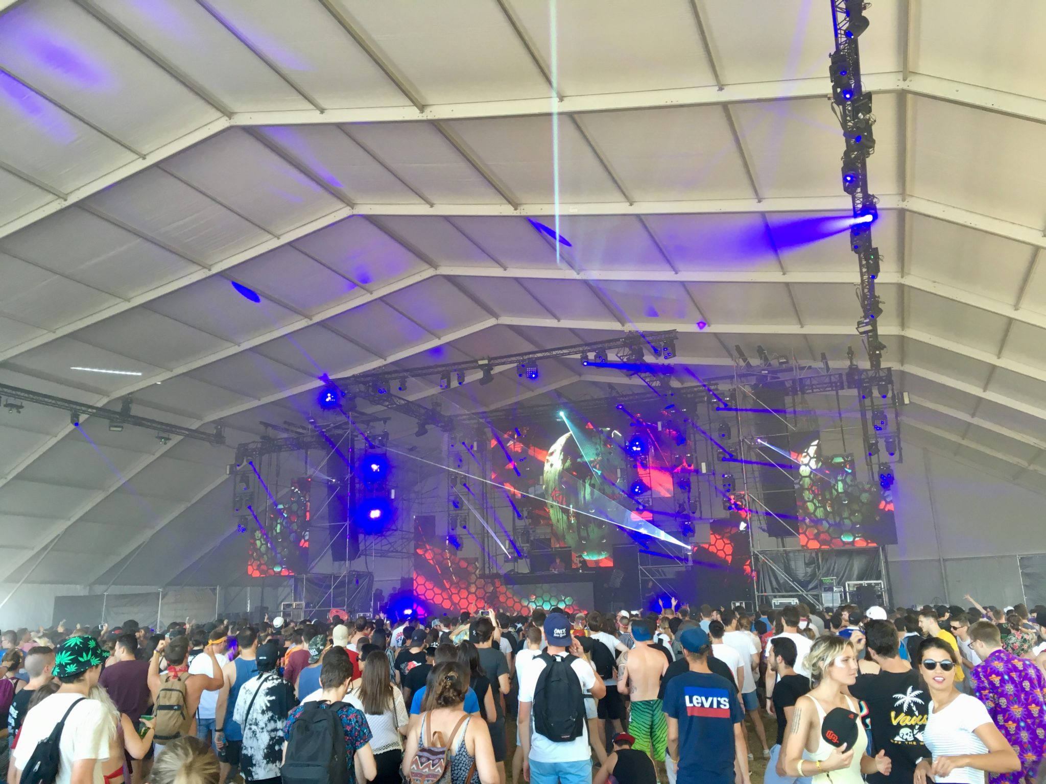 Lollapalooza 2019 Perry Stage