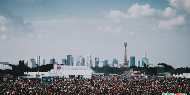Lollapalooza Paris 2019 annonce