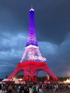 Lollapalooza Paris 2019 Tour Eiffel