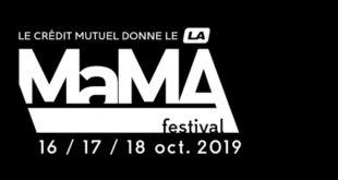 MaMA 2019 Festival affiche