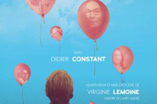 Quand je serai grand, je serai Nana Mouskouri par Virginie Lemoine affiche théâtre