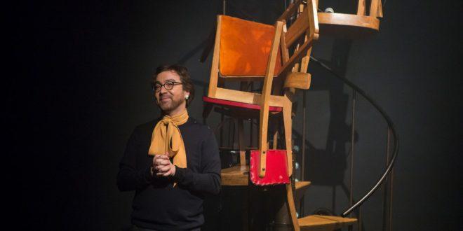 Qui va garder les enfants ? de la Compagnie La Volige - Nicolas Bonneau image théâtre