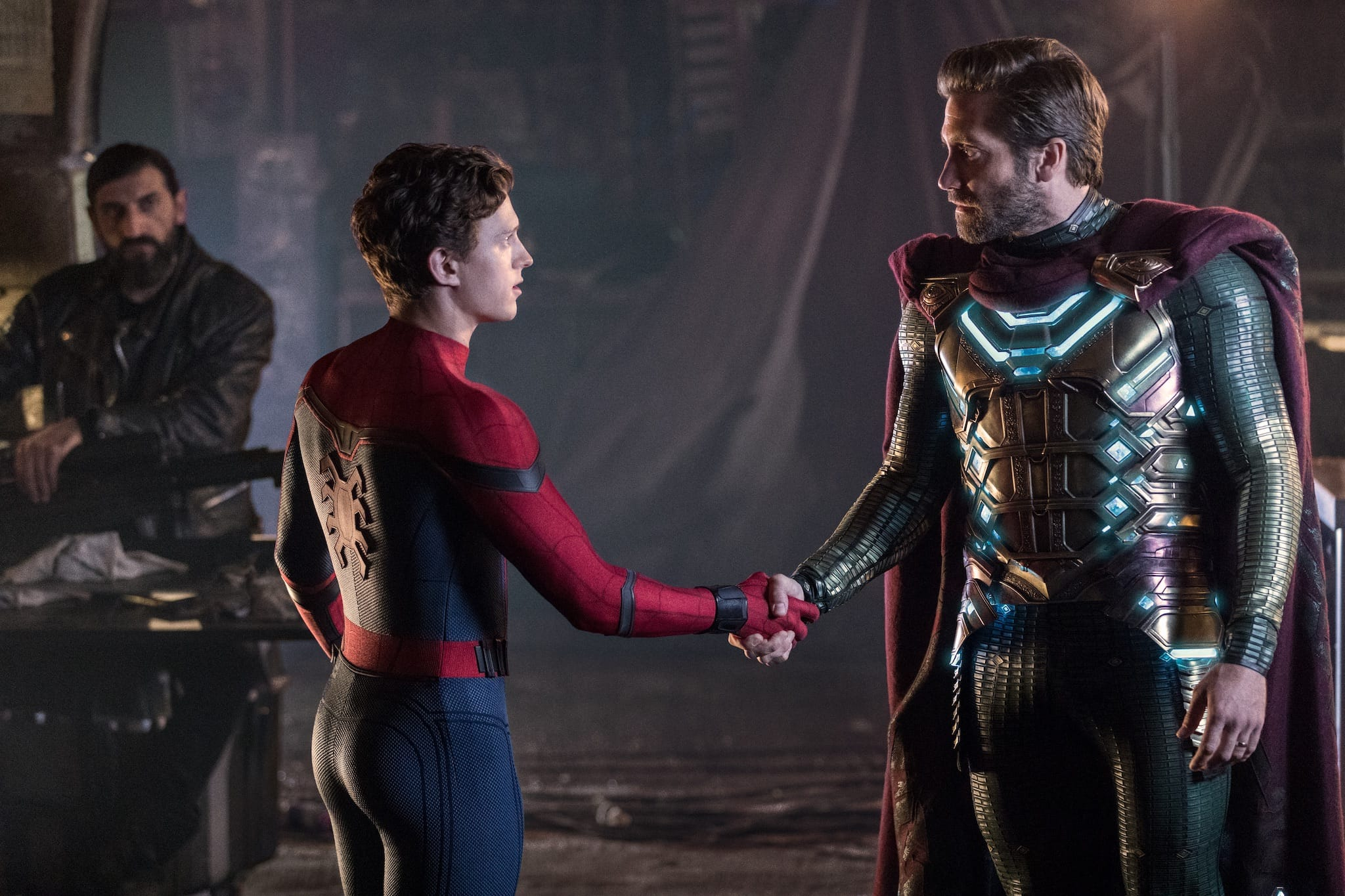 Spider-Man Far From Home de Jon Watts image film cinéma