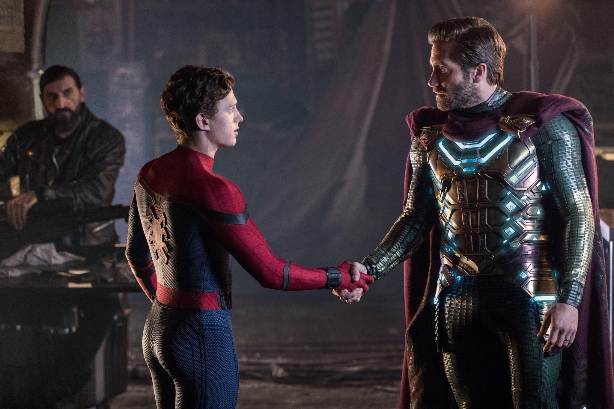 Spider-Man Far From Home de Jon Watts image film cinéma