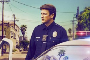 The Rookie - Le flic de Los Angeles saison 1 affiche M6 série policière