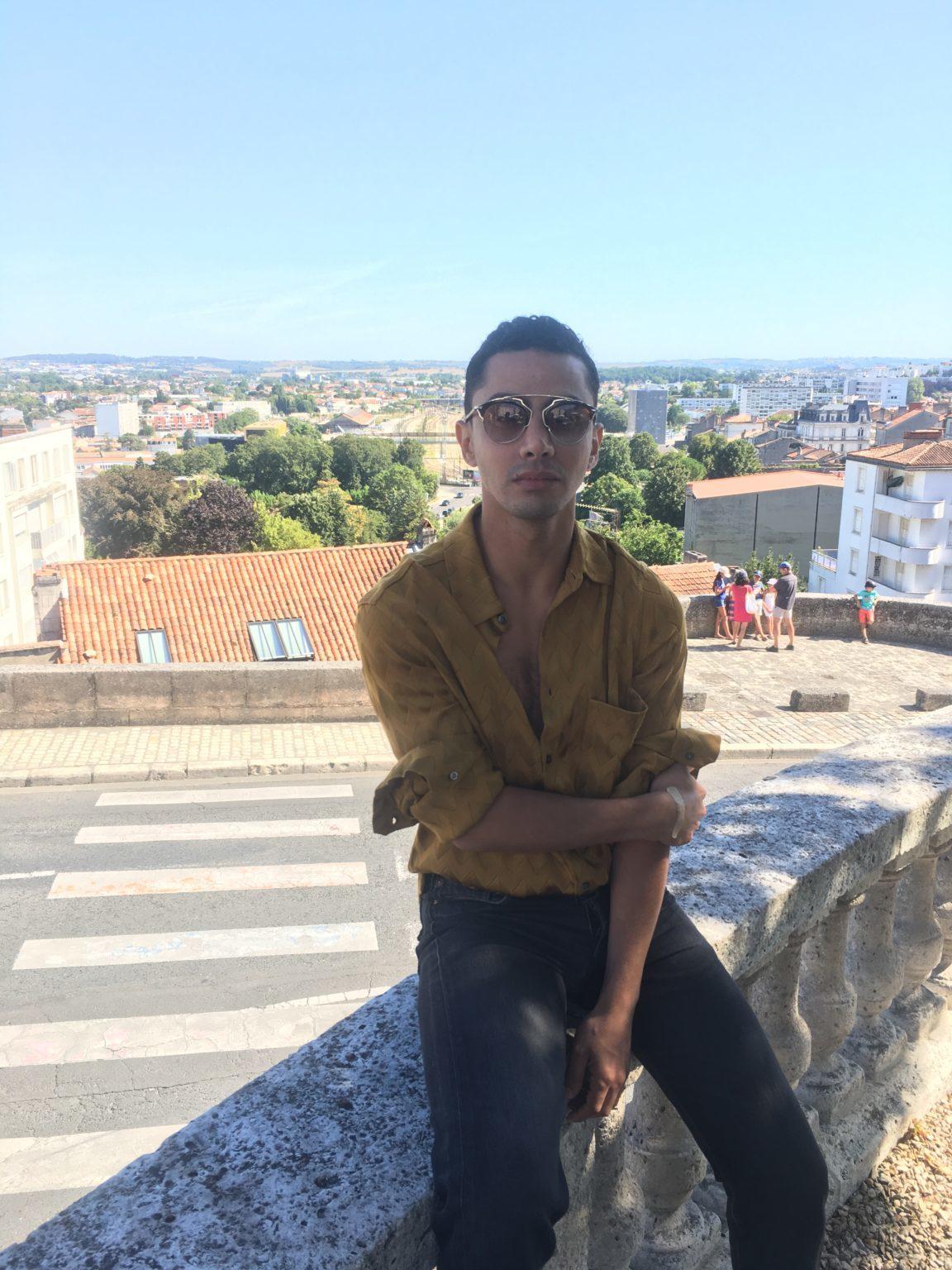 Djanis Bouzyani interview tu mérites un amour angoulême
