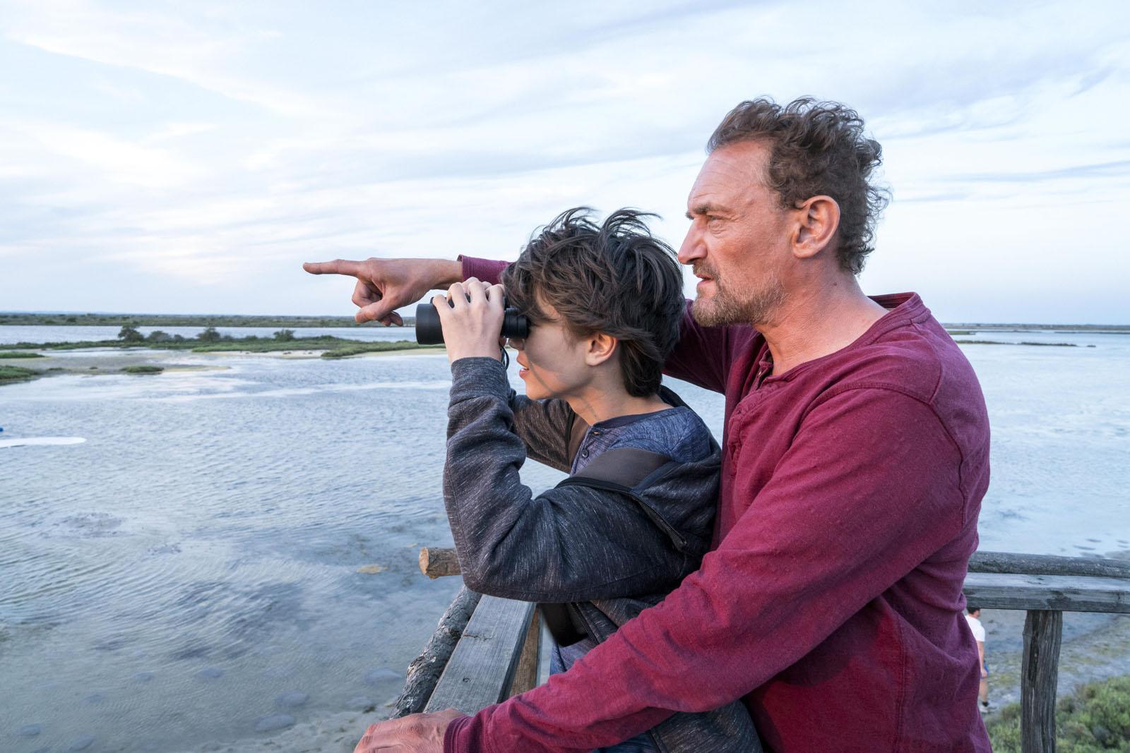 Donne-moi des ailes - Photo Jean-Paul Rouve, Louis Vazquez critique film